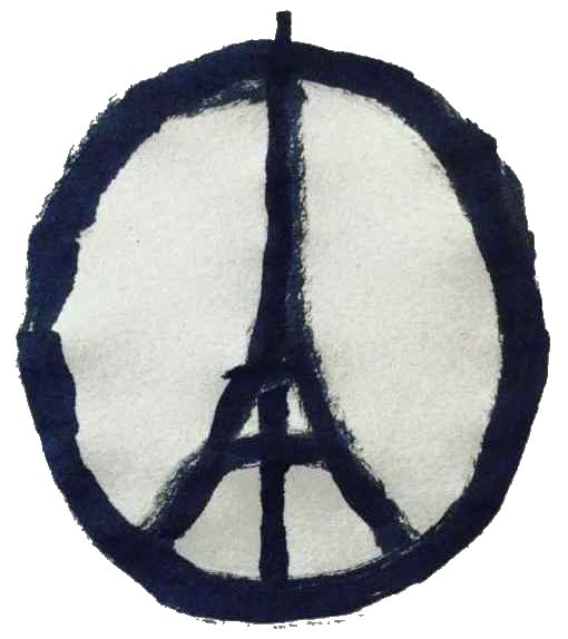 peace for paris apres attentats 13 novembre 2015